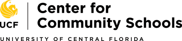 UCF Center for Community Schools Logo